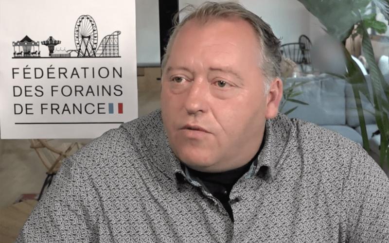 Martial Gouin - Membre fondateur - Fédération des Forains de France