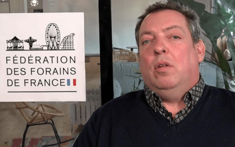 Nicolas Lemay - Membre fondateur - Fédération des Forains de France