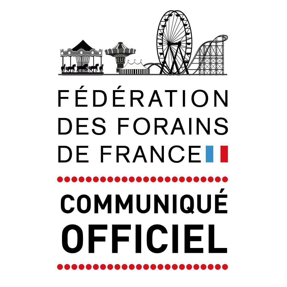 fédération des forains de france communiqué officiel